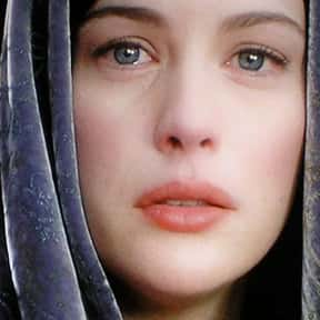 Arwen is listed (or ranked) 13 on the list The Greatest Fictional Queens