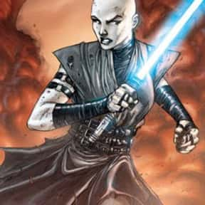 Asajj Ventress is listed (or ranked) 20 on the list Which Star Wars Characters Deserve Spinoff Movies?