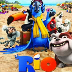 Rio is listed (or ranked) 24 on the list The Best Movies for 3-Year-Olds