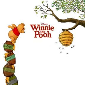 Winnie the Pooh is listed (or ranked) 18 on the list The Best Disney Movies Starring Animals