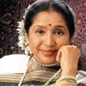 Asha Bhosle is listed (or ranked) 3 on the list The Greatest Singers of Indian Cinema