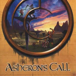 Asheron's Call is listed (or ranked) 10 on the list The Best MMORPG Games of All Time