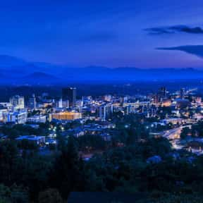 Asheville is listed (or ranked) 2 on the list The Best US Cities for Hiking