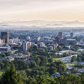 Asheville is listed (or ranked) 8 on the list The Best US Cities for Beer
