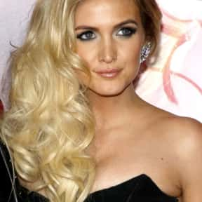 Ashlee Simpson is listed (or ranked) 1 on the list List of Famous VJs