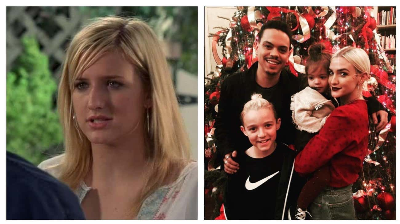 Ashlee Simpson Married Diana R is listed (or ranked) 4 on the list The Cast Of 7th Heaven: Where Are They Now?
