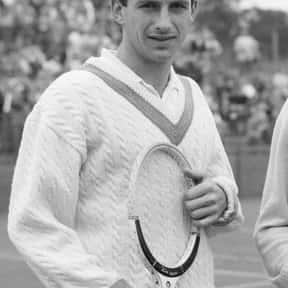 Ashley Cooper is listed (or ranked) 9 on the list The Best Men's Tennis Players of the 1950s