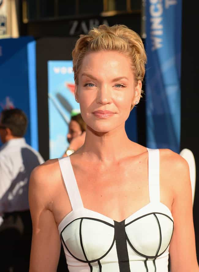 Ashley Scott is listed (or ranked) 4 on the list Famous People Born in 1977