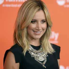 Ashley Tisdale is listed (or ranked) 2 on the list Famous People Named Ashley
