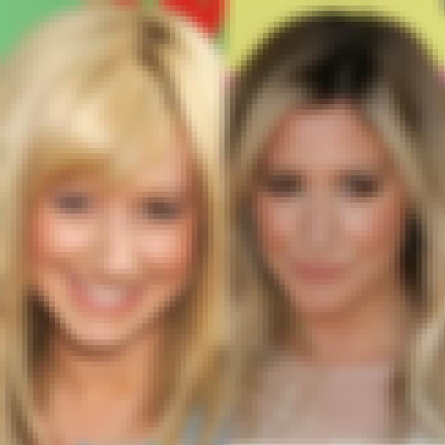 Ashley Tisdale is listed (or ranked) 1 on the list Celebrities Who Look Worse After Plastic Surgery