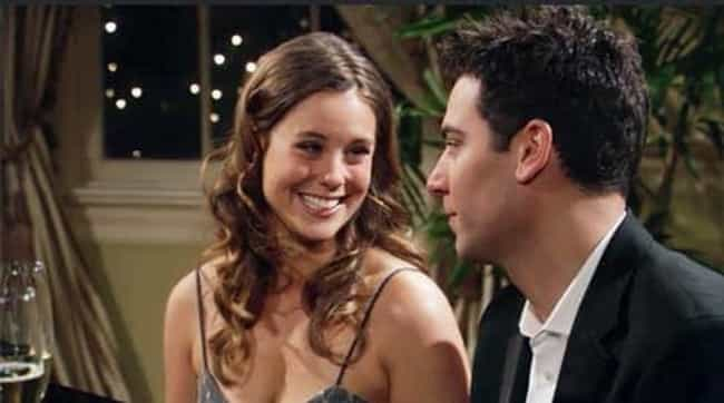 Ashley Williams is listed (or ranked) 4 on the list The Hottest Girls Ted Mosby Ever Dated, Ranked