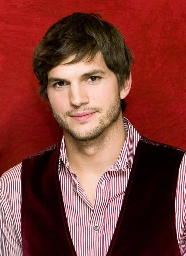 Ashton Kutcher is listed (or ranked) 3 on the list Celebrity Swatting Victims