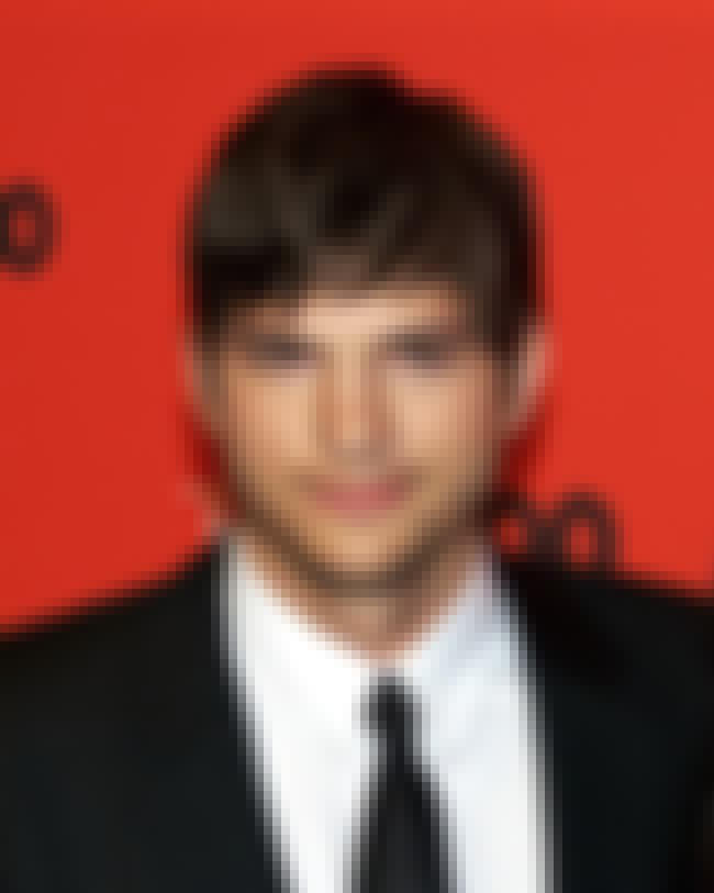 Ashton Kutcher is listed (or ranked) 1 on the list Famous Friends of Sean Combs