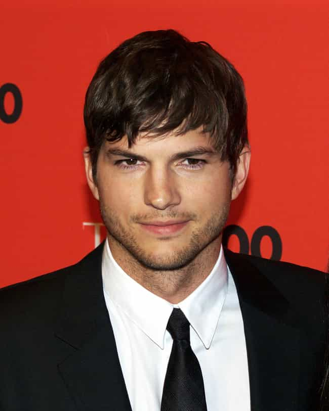 Ashton Kutcher is listed (or ranked) 3 on the list 26 Celebrities Who Do P90X