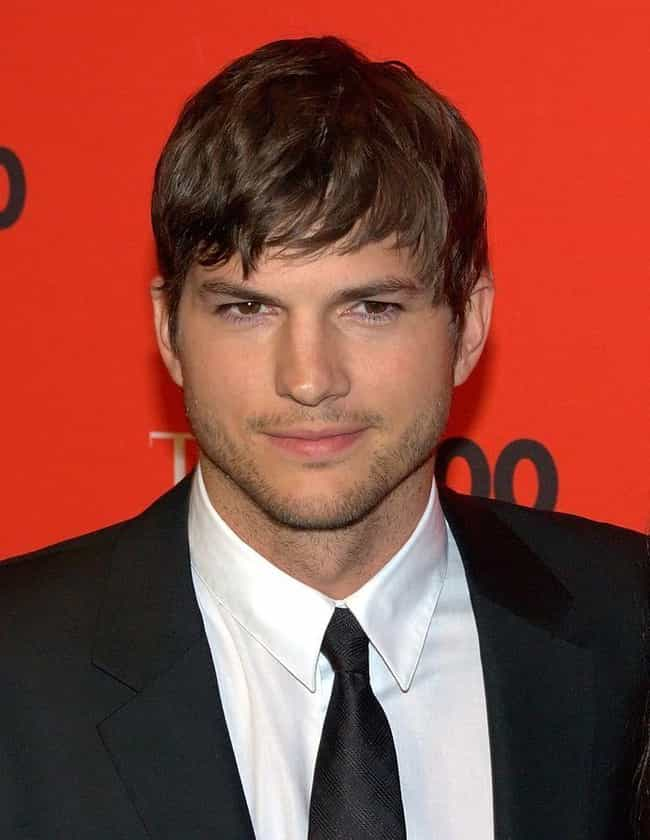 Ashton Kutcher is listed (or ranked) 3 on the list Celebrities Who Dropped Out of College