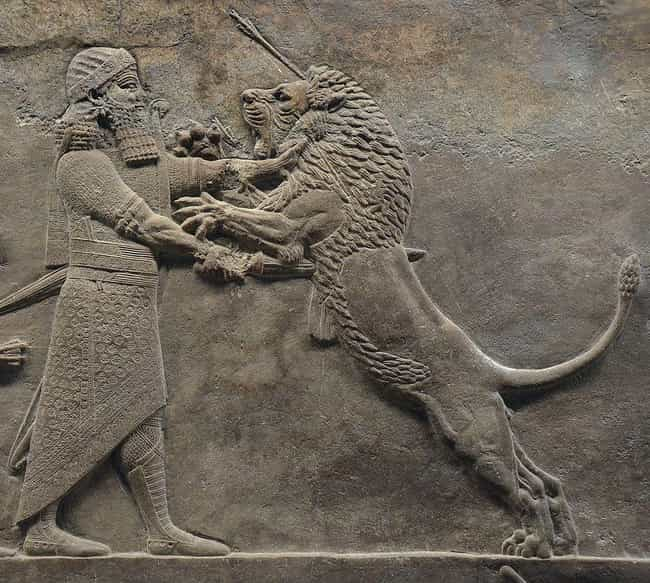 Ashurbanipal is listed (or ranked) 3 on the list All Of The Real Historical Parallels To 'Game Of Thrones'