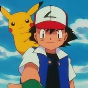 Ash Ketchum is listed (or ranked) 8 on the list The Greatest Anime Characters Who Are Only Children