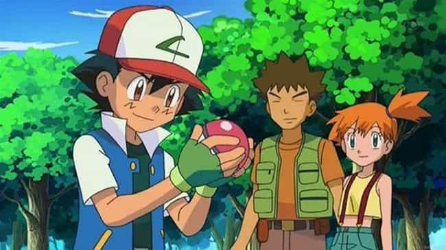 Ash Ketchum is listed (or ranked) 1 on the list What '90s Cartoon Character Are You, According To Your Zodiac?