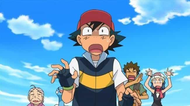 Ash Ketchum is listed (or ranked) 2 on the list 13 Anime Heroes Who Almost Always Lose