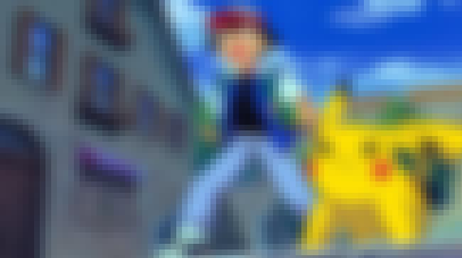Ash Ketchum is listed (or ranked) 3 on the list 13 Anime Characters Who Are Too Young For Their Jobs