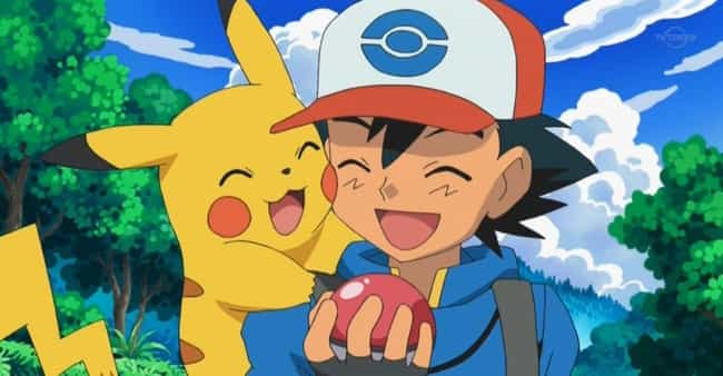 Ash Ketchum is listed (or ranked) 1 on the list The 13 Most Overrated Anime Characters Of All Time