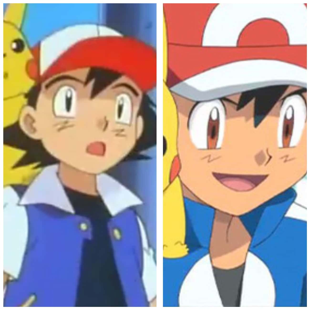 Ash Ketchum Doesn't Learn From is listed (or ranked) 2 on the list 12 Badass Anime Characters Who Got Lame Over Time