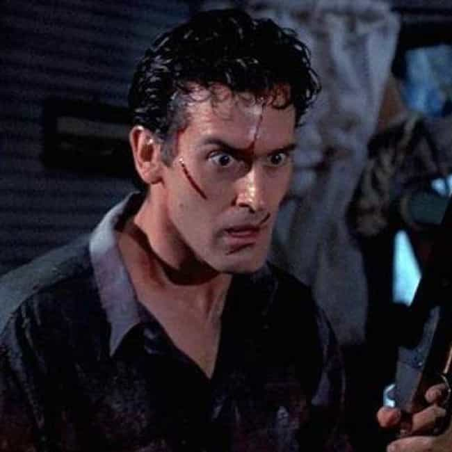 Ash Williams is listed (or ranked) 3 on the list The Funniest Sci-Fi Movie Characters