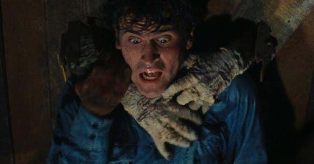 Ash From 'The Evil Dead'