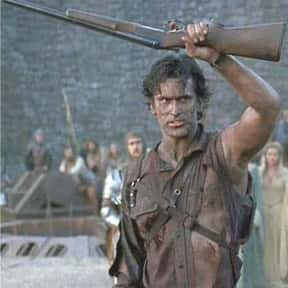 Ash Williams is listed (or ranked) 9 on the list The Greatest Possessed Characters in Film