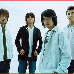 Asian Kung-Fu Generation is listed (or ranked) 7 on the list The Best Asian Bands/Artists