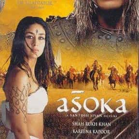 Ashoka the Great is listed (or ranked) 2 on the list Roger's Top 250+ Classic Epic Movies