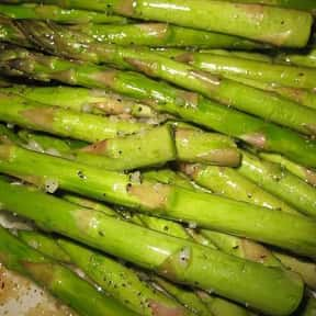 Asparagus is listed (or ranked) 22 on the list The Vegetables Nobody Wants to Eat