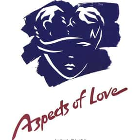Aspects of Love is listed (or ranked) 6 on the list The Best Broadway Musicals of the 90s