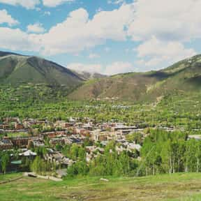 Aspen is listed (or ranked) 13 on the list The Best US Cities for Hiking