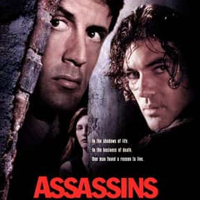 Assassins is listed (or ranked) 24 on the list The Best Sylvester Stallone Movies