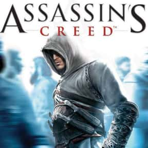Assassin's Creed is listed (or ranked) 6 on the list Video Games All Basic Bros Love