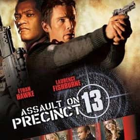Assault on Precinct 13 is listed (or ranked) 14 on the list The Best '00s Cop Movies