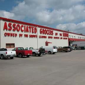 Associated Grocers of the Sout is listed (or ranked) 11 on the list Companies Headquartered in Alabama