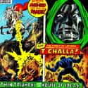 Astonishing Tales is listed (or ranked) 29 on the list The Best Black Panther Versions Of All Time