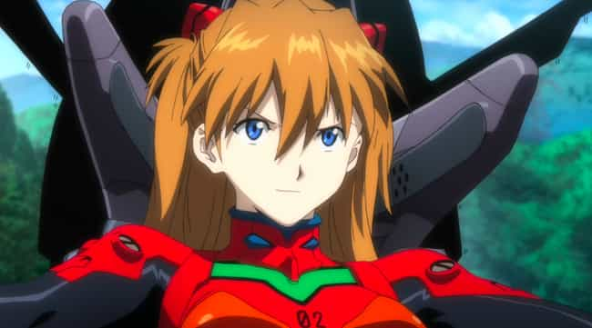 Asuka Langley Soryu is listed (or ranked) 4 on the list The 20 Best Anime Mecha Pilots of All Time