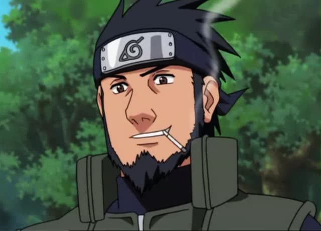Anime Characters Realistic : The greatest anime beards of all time