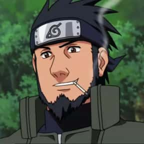 Asuma Sarutobi is listed (or ranked) 9 on the list The Greatest Anime Characters That Smoke