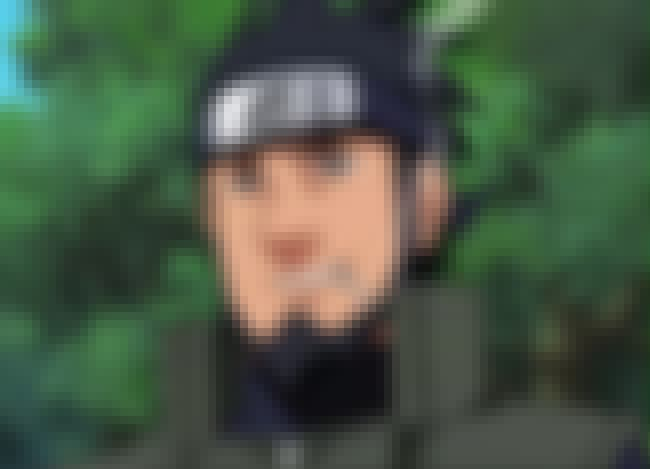 Asuma Sarutobi is listed (or ranked) 2 on the list The Best Anime Characters With Beards