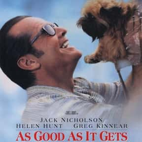As Good as It Gets is listed (or ranked) 12 on the list The Best Movies About Mental Illness