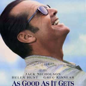 As Good as It Gets is listed (or ranked) 10 on the list The Best Comedy-Drama Movies