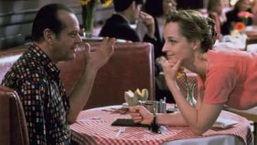 As Good as It Gets is listed (or ranked) 2 on the list Pretty Good Rom-Coms On Netflix To Watch With Someone Who Hates Rom-Coms