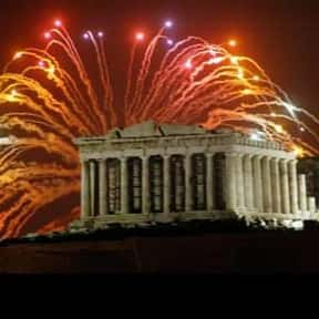 Athens is listed (or ranked) 17 on the list The Best Cities to Party in for New Years Eve