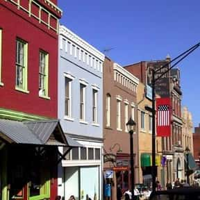 Athens is listed (or ranked) 9 on the list America's Coolest College Towns