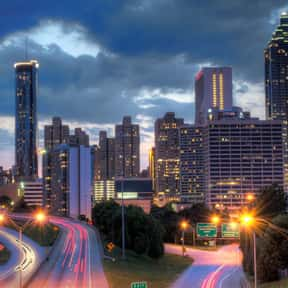 Atlanta is listed (or ranked) 21 on the list The Best US Cities for Millennials
