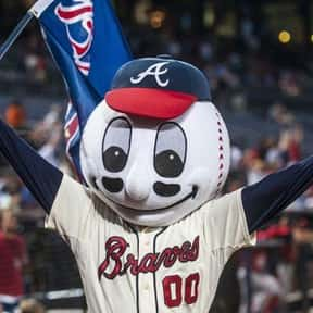 Homer is listed (or ranked) 14 on the list The Best Mascots in Major League Baseball
